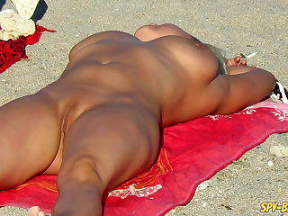 Amateur Voyeur Beach Essential Milfs Pussy Together with Ass Resolve Up