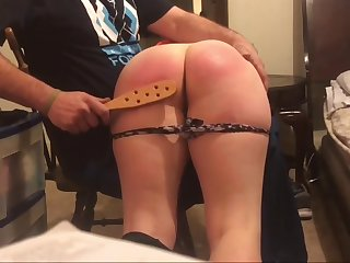 The OTK corrections of a naughty young become man