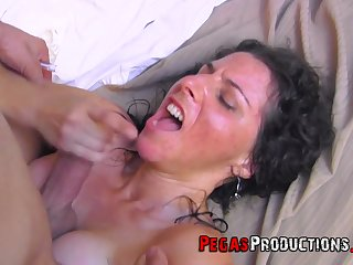 Facesitting and hard sex are fascinating near tasteless and wet Kaly Simone